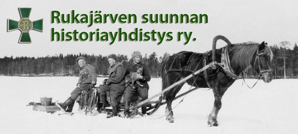Rukajärven suunnan historiayhdistys