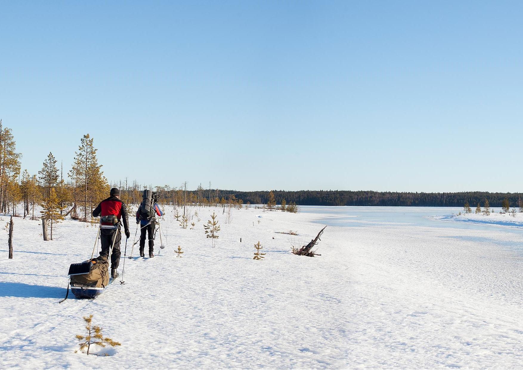 Läntisen Jolmajoen suisto
