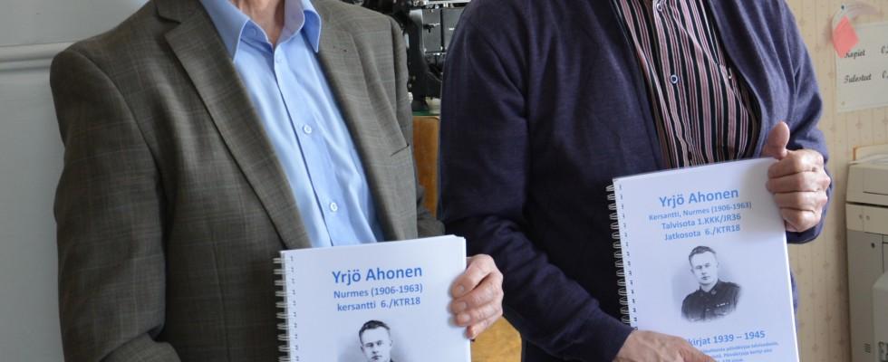 Y. Ahonen, Antti ja Reijo