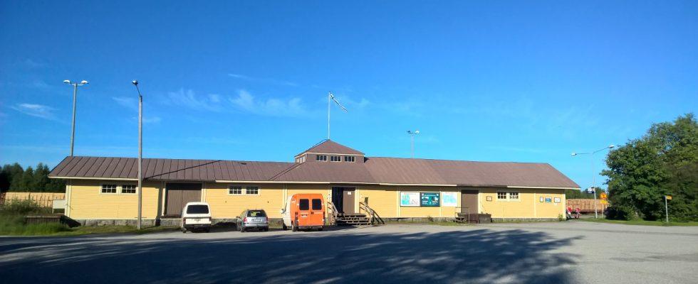 Yhdistys hankki Lieksan aseman kiinteistön omistukseensa, jossa Rukajärvi-keskus tulee toimimaan.