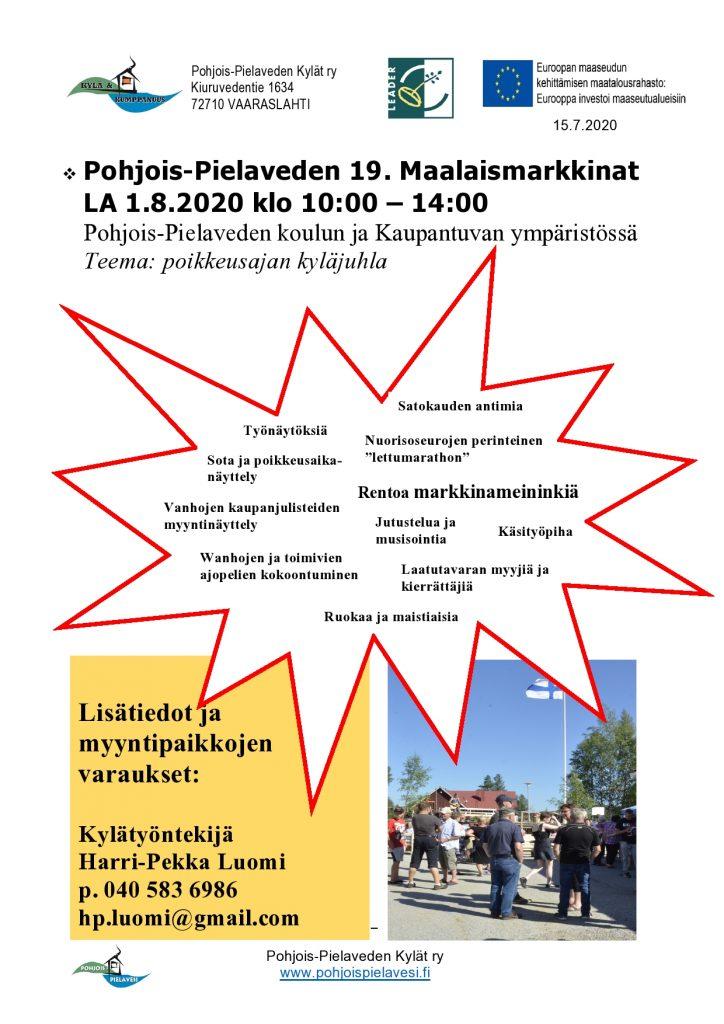 Tämän kuvan alt-attribuutti on tyhjä; Tiedoston nimi on Pohjois-Pielaveden-Maalaismarkkinat-1-8-2020-724x1024.jpg