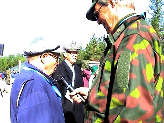 Pursiainen Veikko ja Anssi Kukkonen Nurmes 2006