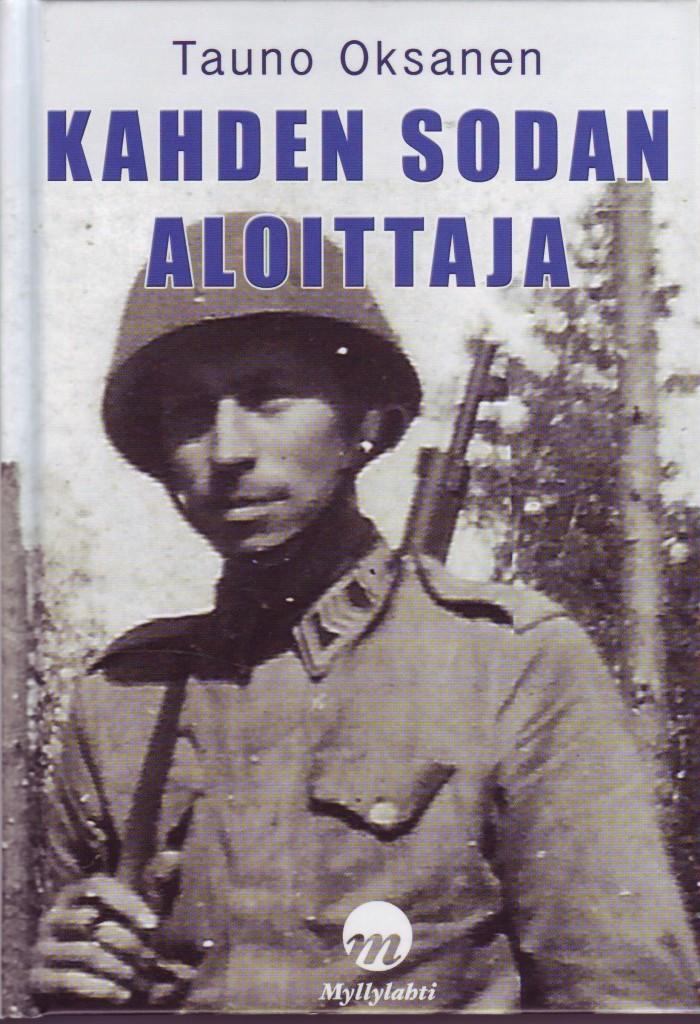 Lieksalainen Mikko Kallionpää s. 1.4.1915, kahden sodan aloittaja.