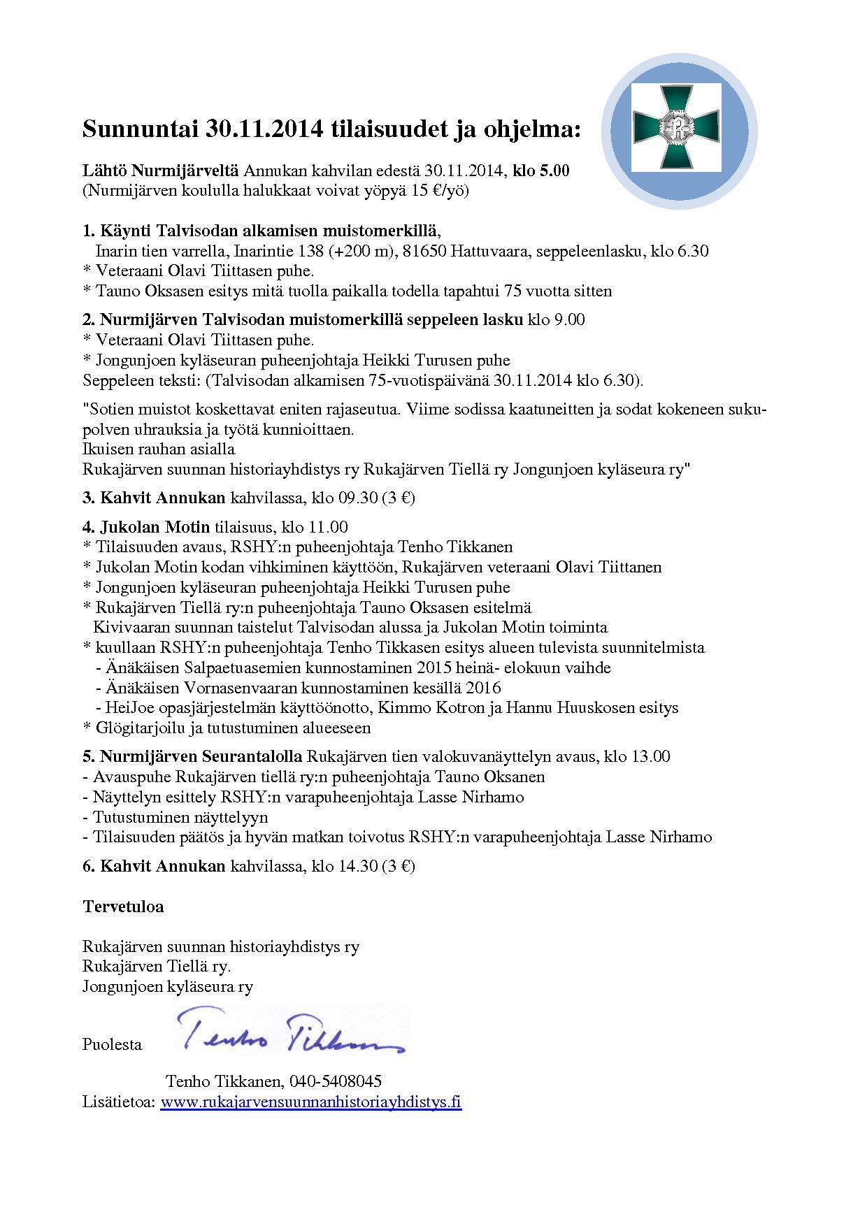 Ohjelma 30-11-2014-1