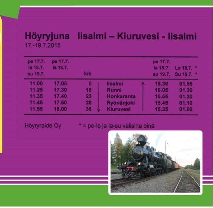 Veteraanijuna-07-2015 - aikataulu